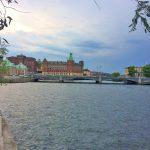 Городской пейзаж Стокгольма1