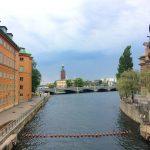 Каналы столицы викингов