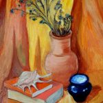 Натюрморт 2 -, Марго Пугаченко