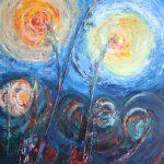 Осень.Звёзды в поле, Марго Пугаченко