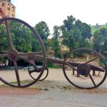Памятники,скульптуры-Стокгольм2