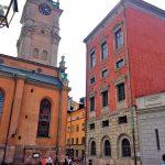 Храмы, соборы,церкви Стокгольма