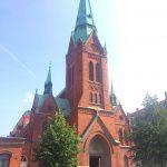 Городской пейзаж_Стокгольм_Швеция - Храмы-церкви