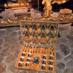 Шведская Королевская сокровищница-королевские кареты-походный набор