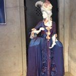 Шведская Королевская сокровищница, наряды знатных дам
