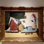 Пабло Пикассо, «Женщина с бубном», 1925 г.