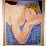 Анри Матисс, «Мечта», 1935 г.