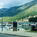 Автобусная остановка,Дубровник
