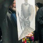 Дружеский шарж Автору Проекта от Заслуженного художника Украины Владимира Подчекаева ст.