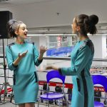 Поют Друзья Проекта-Виталина и Маргарита Мороз