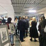 Представление творчества художников Наталии Довганюк (г.Черновцы) и Александры Кубанкиной (г.Херсон)