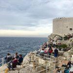 С видом на Адриатическое море