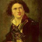 Жак-Луї Давід, «Портрет Лазаря Гоша», 1793 г.