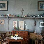 Интерьер дома П.Сезанна.