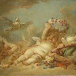 Франсуа Буше (1703-1770), Десюдепорт _Амуры_ 1763.