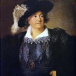 Элизабет Виже Лебрен, портрет Станислава Понятовского, 1797 г.