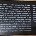 Описание 2.Выставка Питера Брейгеля Старшего.Вена....