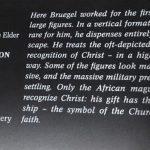 Выставка Питера Брейгеля Старшего.Вена6