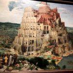 Вавилонская башня-Брейгель Ст.