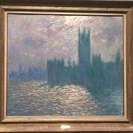 Клод Моне - картины художника в галерее Альбертина, пейзаж