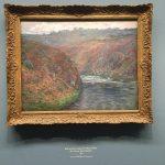 Клод Моне - картины художника в галерее Альбертина, пейзаж маслом...