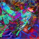 3-е место-Краски жизни, компьютерная графика, 22х30, 2015,Екимова Светлана