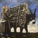 Художник Пиросмани, выставка в Альбертине- заказать картину