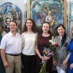 Стасюк Ирина, персональная выставка
