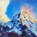 Эверест-30Х40-холст,-масло-2015-Орлова-Юлия