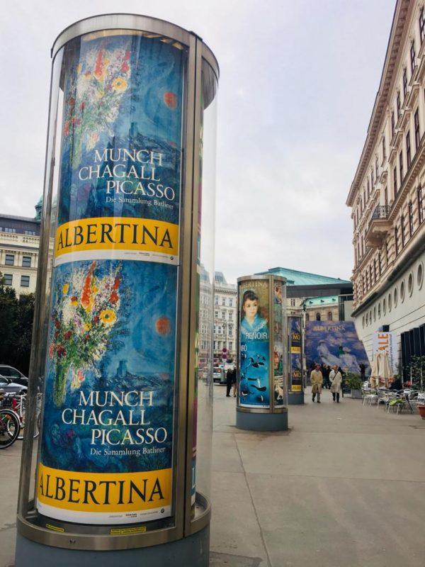 Анонс Выставки в Галерее Альбертина,Вена