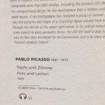 Пабло Пикассо - Великие художники галереи Альбертина, картины маслом.