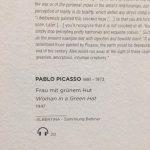 Пабло Пикассо, Подпись