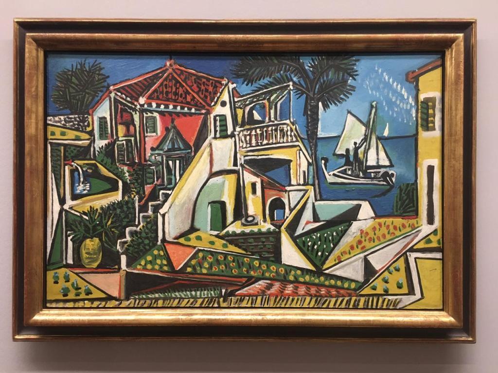 Заказать картину Пикассо- копию i