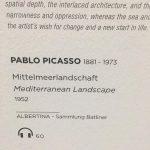 Пабло Пикассо, картины великих художников