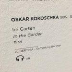 Известные художники-Оскар Кокошка.