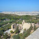 Пейзажи Греции-Афины
