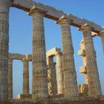 Храм Посейдона,заказать картину маслом, акварель, пастель