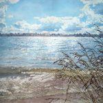 48х36-2011-Морская улыбка летнего озера
