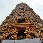 Индийский храм в Шри Ланке