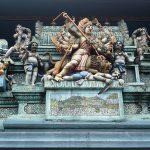 Индийский храм в Шри Ланке...