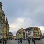 Городской пейзаж.Дрезден