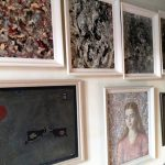 Домашняя галерея работ Ивана Марчука