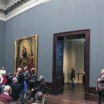 Дрезденская картинная галерея-картины великих мастеров
