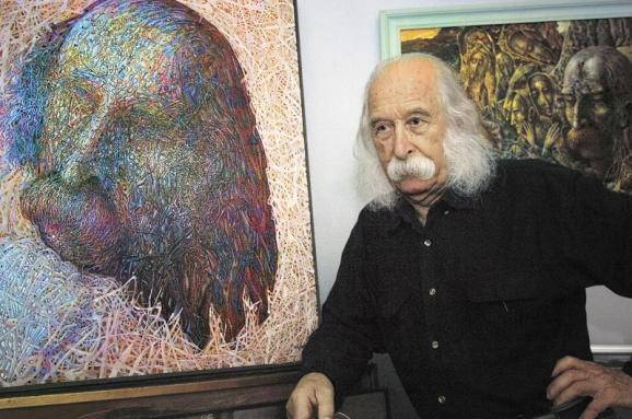 Народный художник Украины Иван Марчук