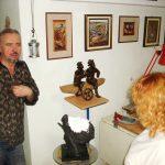Рассказ о процессе изготовления скульптуры