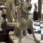 Скульптуры великих мастеров-Дрезден