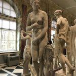 Скульптуры великих мастеров-Дрезден....