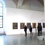 На выставке И.Марчука