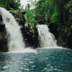 Водопады островов Индонезии