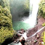 У водопада острова Нуса Пенида, картины на заказ